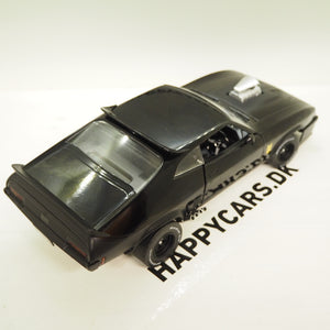 1:18 Ford Falcon XB Interceptor, matsort, 1973, Last of the V8 Interceptors 1979, movie, fra MadMax filmen, Greenlight 12996