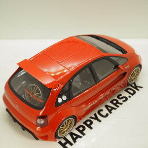 1:18 Citroën Sbarro Picasso Cup, rød, 2002, Ottomobile, OT345, lukket model, limited