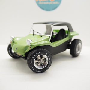 1:18 Manx Meyers Buggy, soft roof, Solido, grøn