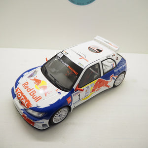 1:18 Peugeot 306 Maxi rally- S. Loeb, Ottomobile, OT829, 2016, limited