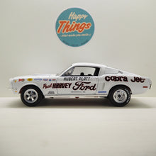 Indlæs billede til gallerivisning 1:18 Ford Mustang 2+2 Cobra Jet 1968, Autoworld, limited, åben model