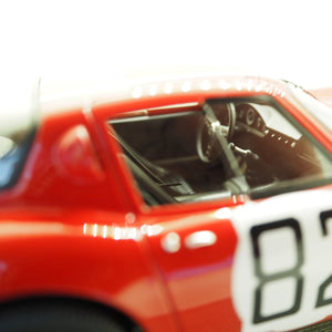 1:18 Alfa Romeo TZ2 Coupé, #82 Nürburgring 1967, Trosh, TechnoModels, lukket model, limited
