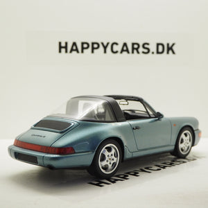1:18 Porsche 911 964 Carrera 4 Targa, GT Spirit, GT805, limited, lukket model