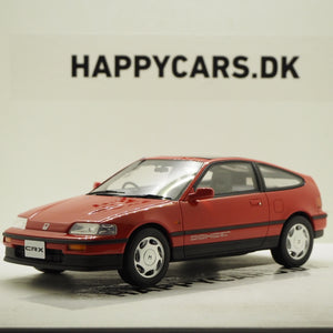 1:18 Honda CR-X mkII, rød, OT855, Ottomobile, limited, lukket model