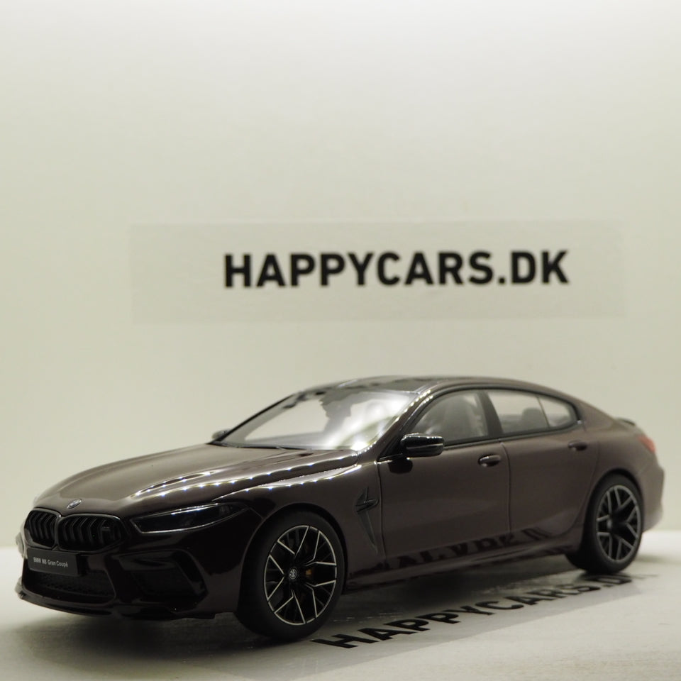 1:18 BMW M8 Gran Coupé, GT Spirit, GT285, limited, lukket model