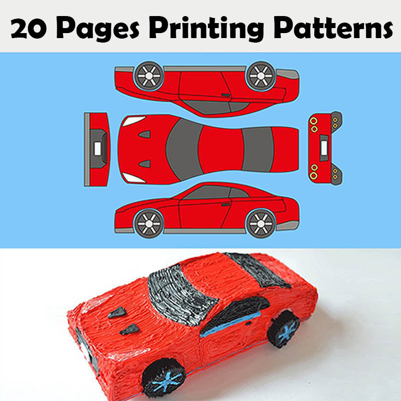 20 Pages Printing Patterns