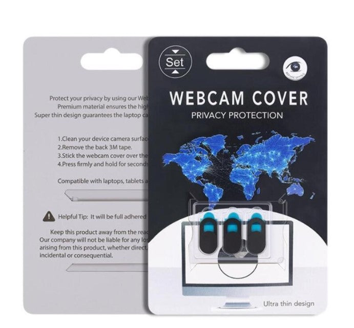 Webcam protector for your Laptops, Smartphone, PC and other devices