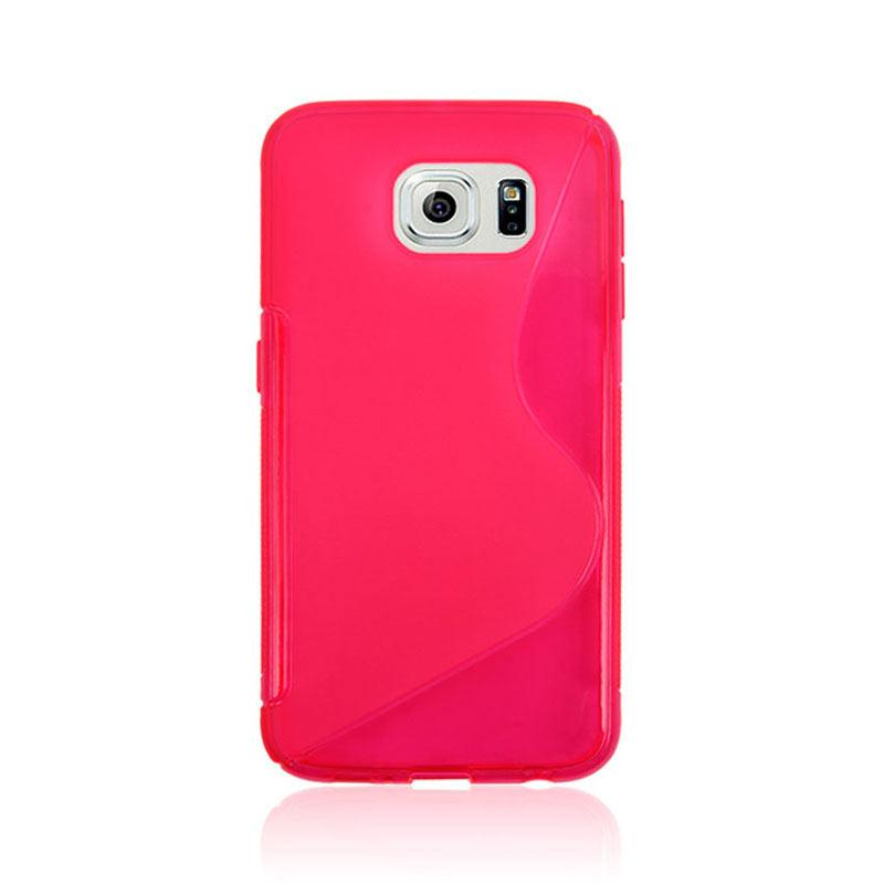 Samsung Galaxy S6 phone case Pink