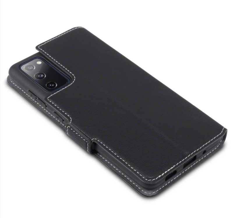 Samsung Galaxy S20 FE PU Leather Wallet Case