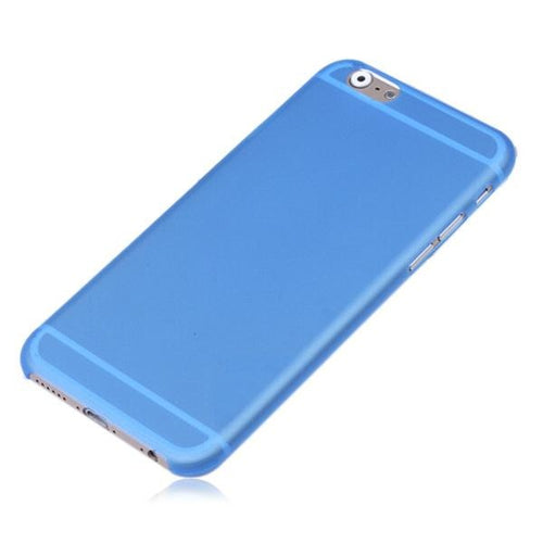 iPhone 6 phone case Blue + data cable & screen protector - Zavuda Store