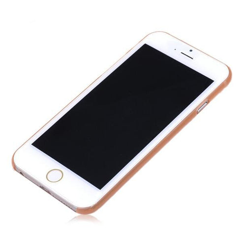 iPhone 6 phone case Orange + data cable & screen protector - Zavuda Store