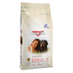 BonaCibo Adult Dog High Energy - 4kg