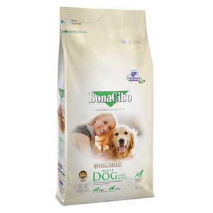 BonaCibo Adult Dog Food - Lamb 4kg