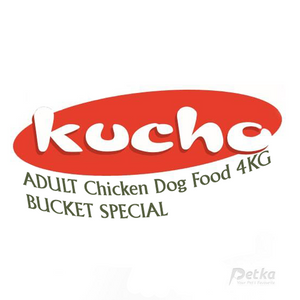 Kucho Adult Dog Chicken - 4 KG Bucket