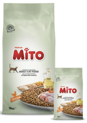 Mito Adult Cat with Chicken - 1kg