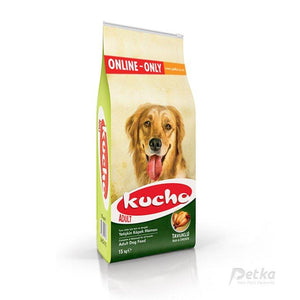 Kucho Adult Dog Food - 15 Kg - Petka-Your Pet's Favourite