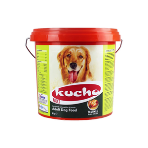 Kucho Dog Food 4 KG Bucket
