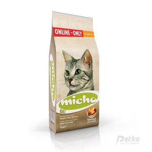 Micho Adult Cat Food - Petka-Your Pet's Favourite