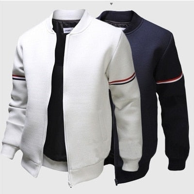 sweater and jacket (Tommy hilfger)