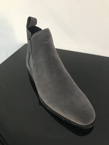 AVYTA Boots Men Winter with Fur Warm