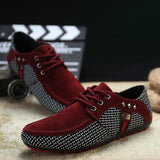 Men 2020 fabric shoes