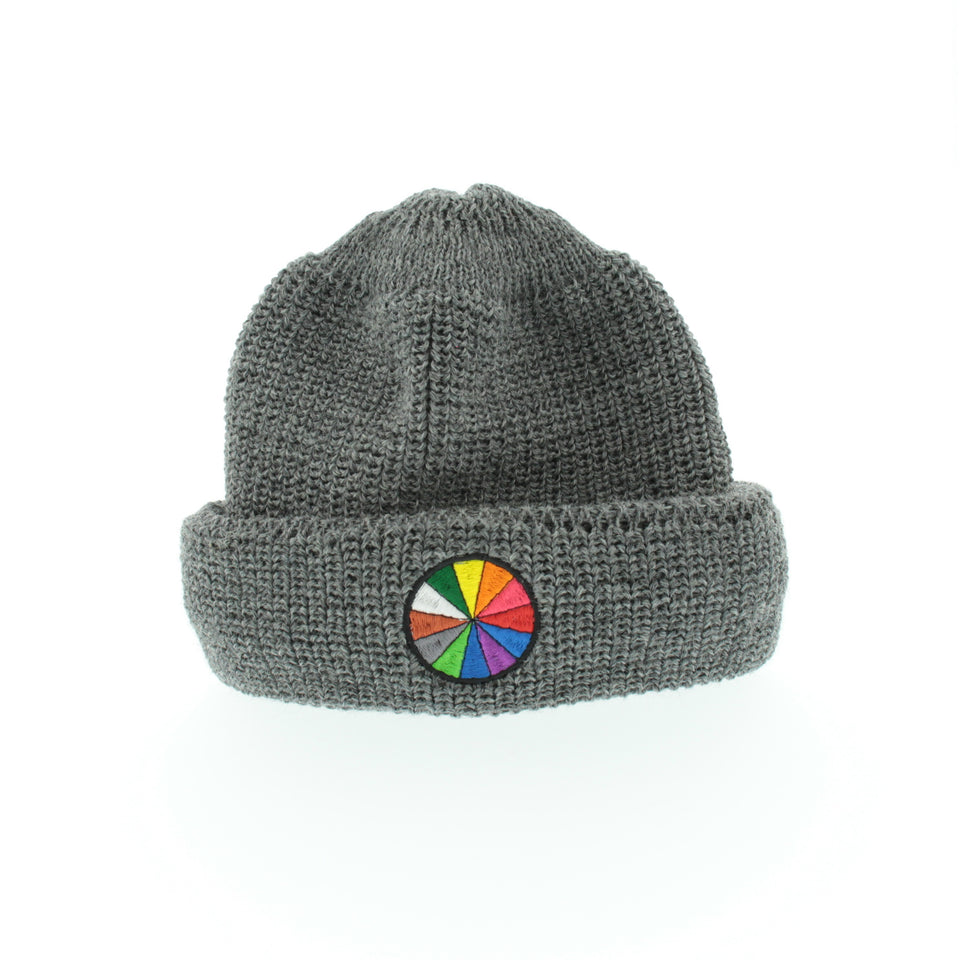 Beanie Grey Colored