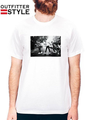 Beastie Boys Photo Mens T-shirt