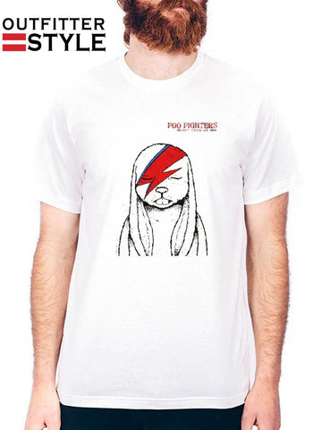 Foo Fighters Bunny Parody Mens T-shirt