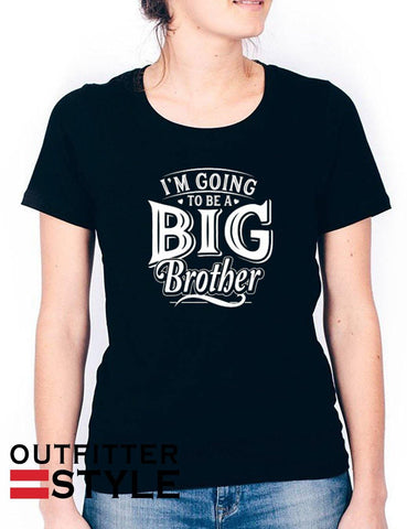 Im Going To Be A Big Brother Unisex T-shirt