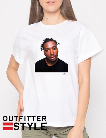 Ol' Dirty Bastard Face Unisex T-shirt