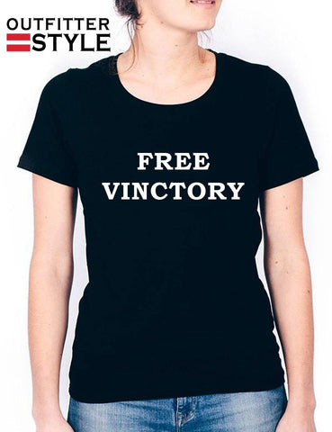 Victoria Fuller Free Victory Women T-shirt