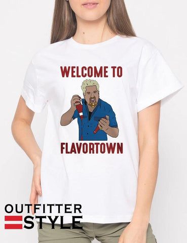 Welcome to Flavortown Unisex T-shirt