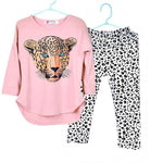 Toddler Girls Clothes Costume Outfits Kids Clothes Tracksuit Suit