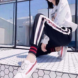 Hip hop loose beam legs Ankle-Length Pants Casual Gym pants