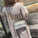 Rivet Jelly Bag Shoulder Bag Chain Crossbody Bag