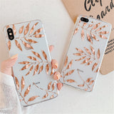 Leopard Print Phone Case For iphone 11 Pro max X XR XS Max Case For iphone7 6 8 6S plus