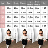 Toddler Baby Kid Girls Clothes Set Cute Pom Pom Sweaters Tops + Skirts Outfits Kid Girls