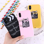 Movie Pallets Crap Matte Soft Phone Case Cover For iPhone 11 Pro Max 7plus 7 6 6S 8 8plus X XS Max