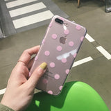 Love Heart For iPhone 6 6s 7 8 Plus X XR XS Max 11 Pro Max 5 5S SE Clear Soft TPU