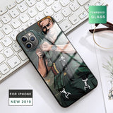 Tempered Glass Case For iPhone 11 Pro XS Max Case For Apple iPhone 6 6S 7 8 Plus XR X