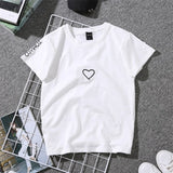 Vintage Stripped T Shirt Women Summer Tops Letter 90's Baby Printed Tshirt