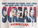 Scream Fashion Tees,Dont Answer the Phone,dont Open the Door, Dont Try to Escape Women Tees Scream T-Shirt