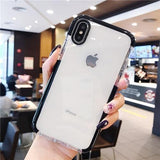 Anti-knock Shockproof Case for iphone 11 11Pro Max X XR XS XS Max 6 6s 7 8 plus - Outfitter Style