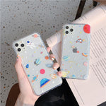 Angels Phone Case For iPhone X XR XS MAX 11 Pro Max Cover Case For iPhone 6 6s 7 8 Plus