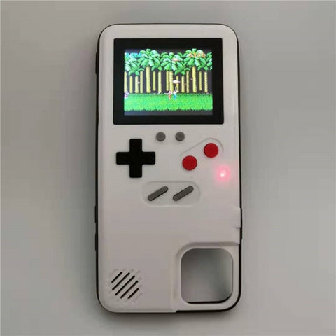 Classic Games Phone Case For iPhone 11 Pro Max Funda X XS Max XR 6S 6 7 8 Plus Case Console Game boy