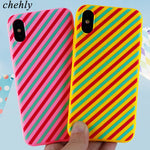 Christmas Phone Case for iPhone  6s 7 8 11 Plus Pro X XS Max XR Fashion Cases Soft Silicone