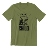 Baby Yoda The Child The Mandalorian Star Wars T-shirt