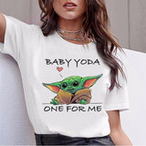 2020 Baby Yoda The Mandalorian T Shirt - Outfitter Style
