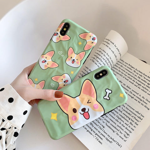 Fashion Texture Bump Pattern Animals Painting Case For iPhone 11 Pro Max XS Max XR X