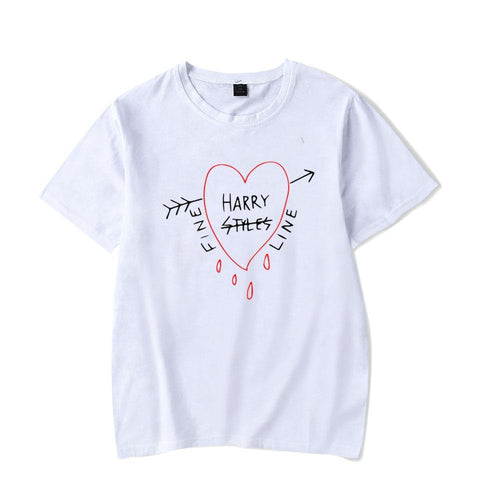 Harry Styles T Shirt Fine Line Inspired Tshirt